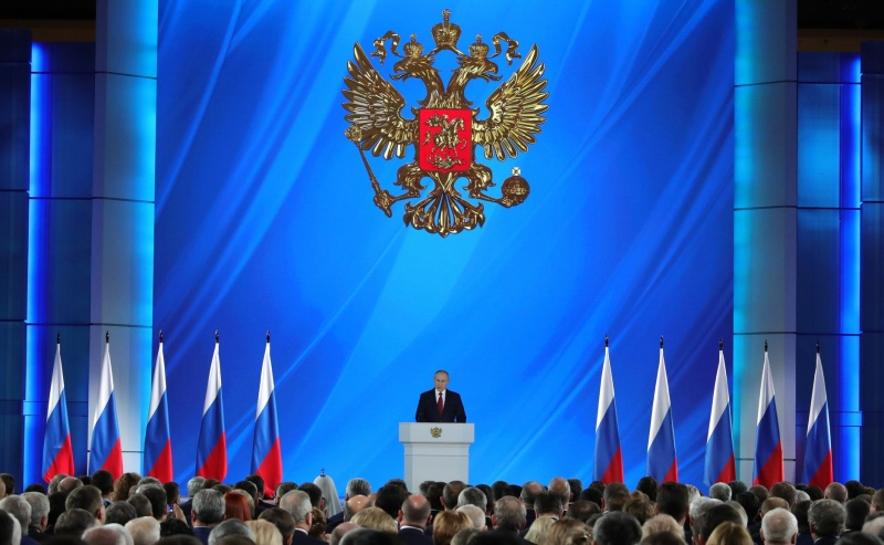 Глава Мордовии Владимир Волков: «Президент в Послании озвучил меры по улучшению жизни людей»