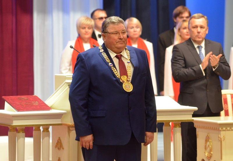 Владимир Волков вступил в должность Главы Республики Мордовия