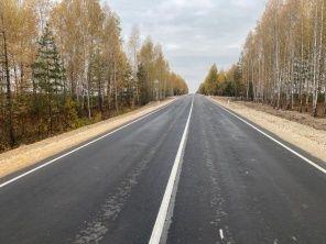 """В Республике Мордовия проводятся заключительные мероприятия на автомобильной дороге """"г.Саранск - с.Сурское- г.Ульяновск"""" - с.Малое Маресево - с.Мокшалей"""