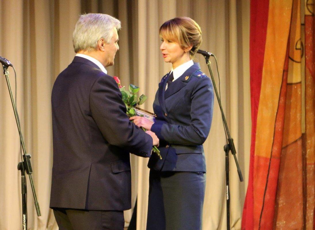 Владимир Волков поздравил сотрудников прокуратуры с профессиональным праздником