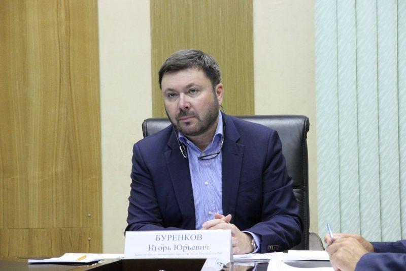 Игорь Буренков принял участие в круглом столе Комитета Совета Федерации ФС РФ по вопросу обращения с отходами